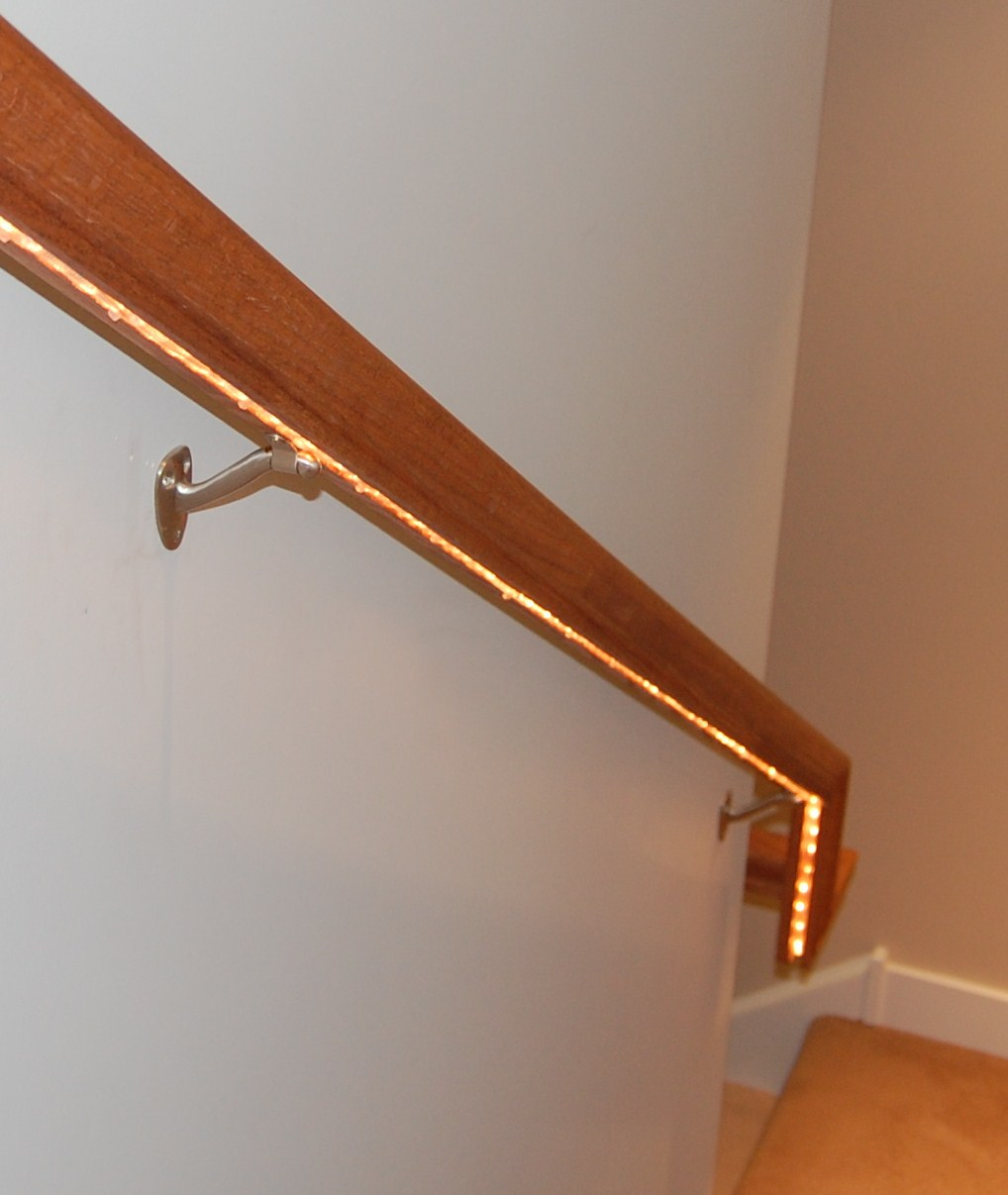 Lighting Basement Washroom Stairs: Stairway Savvy