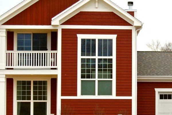 Tallgrass floorplan waterfront community Newport Cove